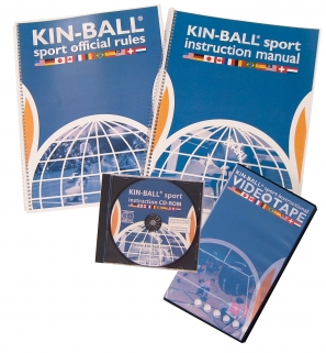 KIN-BALL® Sport Technical Instruction Manual -ohjekirja